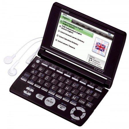 Casio EW-G 6600C - elektronisches Wörterbuch EX-word