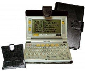 Sharp PW-E410 - elektronisches Wörterbuch - GEBRAUCHT -