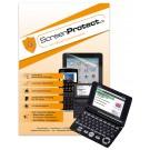 ScreenProtect Displayschutzfolie UltraClear für Casio EW-G6600C
